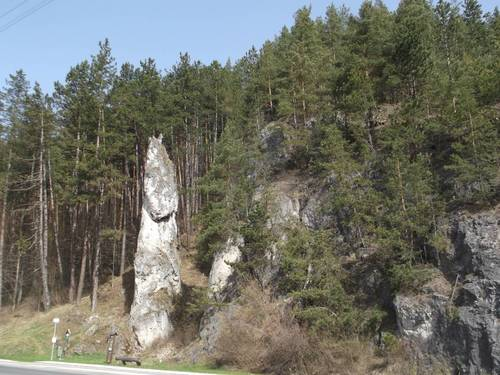 Poluvsianska skalná ihla - informácie  f41df2c7d2f