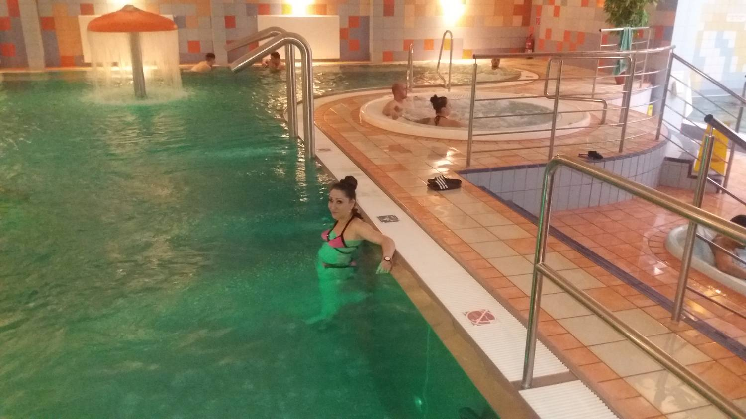 Wellness centrum - Hotel Nivy